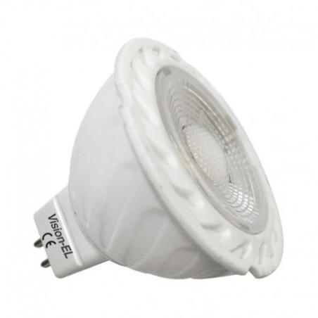 Ampoule LED GU5.3 spot 4W dimmable 3000°K VISION EL