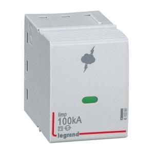Cassette de remplacement N-PE pour parafoudres T1 + T2 Iimp 25kA LEGRAND
