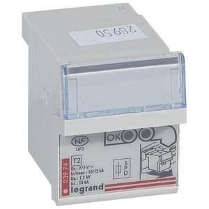 Cassette de remplacement pour parafoudre réf. 003971 et 003973 LEGRAND