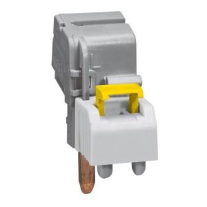 Borne de raccordement pour disjoncteur DX³ 3P+N à connexion automatique LEGRAND