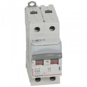 Interrupteur-sectionneur DX³-IS 2P 400V~ - 63A - 2 modules LEGRAND