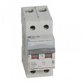Interrupteur-sectionneur DX³-IS 2P 400V~ - 100A - 2 modules LEGRAND