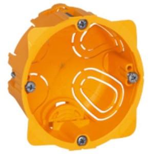 Boîte monoposte Batibox 1 poste ou 2 modules - profondeur 40mm LEGRAND