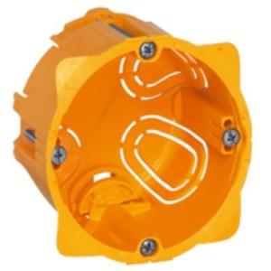 Boîte monoposte Batibox 1 poste - diam.67mm - profondeur 50mm LEGRAND