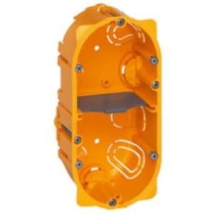 Boîte monoposte Batibox 2 postes ou 4 à 5 modules - profondeur 50mm LEGRAND