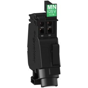 Bobine MN - 208/240Vca - 50/60Hz - Compact NSXm, Powerpact B, TeSys GV4 SCHNEIDER