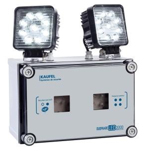 Duophare 3000 LED étanche KAUFEL