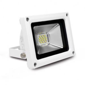 Projecteur extérieur LED 10W 6000°K - Blanc VISION EL