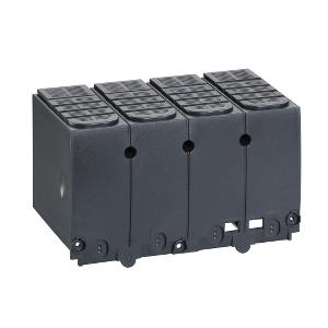 Cache bornes long 4P - pour NSX400-630 INV/INS SCHNEIDER