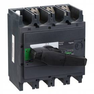 Interrupteur-sectionneur 320A 3P - Compact INS320 SCHNEIDER