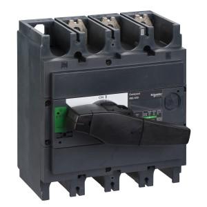 Interrupteur-sectionneur 400A 3P - Compact INS400 SCHNEIDER
