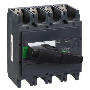 Interrupteur-sectionneur 500A 4P - Compact INS500 SCHNEIDER