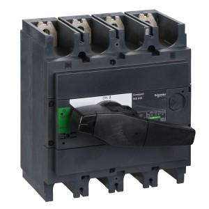 Interrupteur-sectionneur 630A 4P - Compact INS630 SCHNEIDER