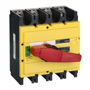 Interrupteur-sectionneur 320A 4P - Compact INS320 SCHNEIDER