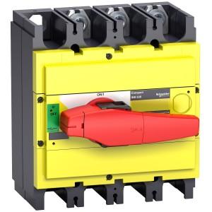 Interrupteur-sectionneur 500A 3P - Compact INS500 SCHNEIDER
