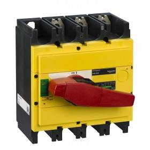 Interrupteur-sectionneur 630A 3P - Compact INS630 SCHNEIDER