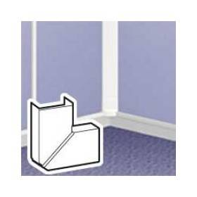 Angle plat variable pour moulure DLPlus 32x12,5mm - blanc LEGRAND