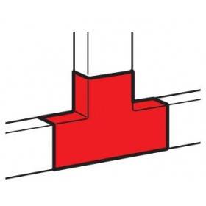 Dérivation en T à plat pour moulure DLPlus 32x12,5mm - blanc LEGRAND