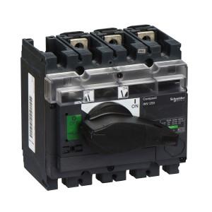 Interrupteur-sectionneur 250A 3P à coupure visible - Compact INV250 SCHNEIDER