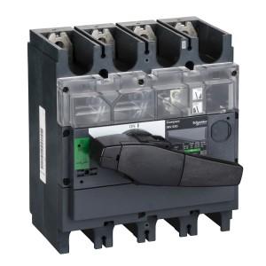 Interrupteur-sectionneur 630A 4P à coupure visible - Compact INV630 SCHNEIDER