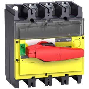 Interrupteur-sectionneur 400A 3P à coupure visible - Compact INV400 SCHNEIDER