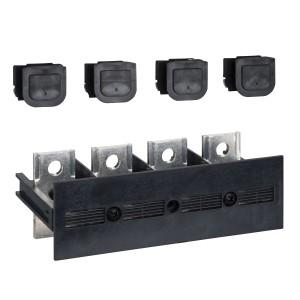 Association monobloc - Compact INV100-250 amont / NSX100-250 aval SCHNEIDER
