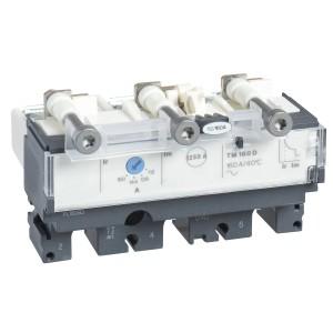 Liaison souple INV320- 630/NS400-630 vertical côte à côte SCHNEIDER