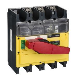 Interrupteur-sectionneur Interpact INV630 3P 630A à coupure visible SCHNEIDER