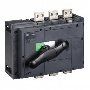 Interrupteur-sectionneur Interpact INS800 3P 800 A - Boitier moulé SCHNEIDER