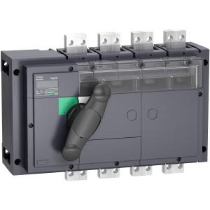 Interrupteur-sectionneur Interpact INV800 4P 800 A - Coupure visible SCHNEIDER
