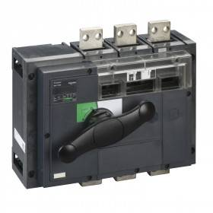 Interrupteur-sectionneur 1000A 3P - coupure visible - Compact INV1000 SCHNEIDER