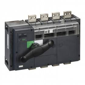 Interrupteur-sectionneur Interpact INV1000 4P 1000 A - Coupure visible SCHNEIDER