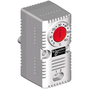 Thermostat ClimaSys - à ouverture - rouge - °C SCHNEIDER