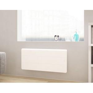 Radiateur AXIOM Smart Eco Control 1000W - bas - blanc NOIROT