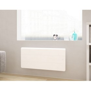 Radiateur AXIOM Smart Eco Control 1500W - bas - blanc NOIROT