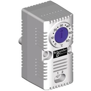 Thermostat ClimaSys - à fermeture - bleu - °C SCHNEIDER