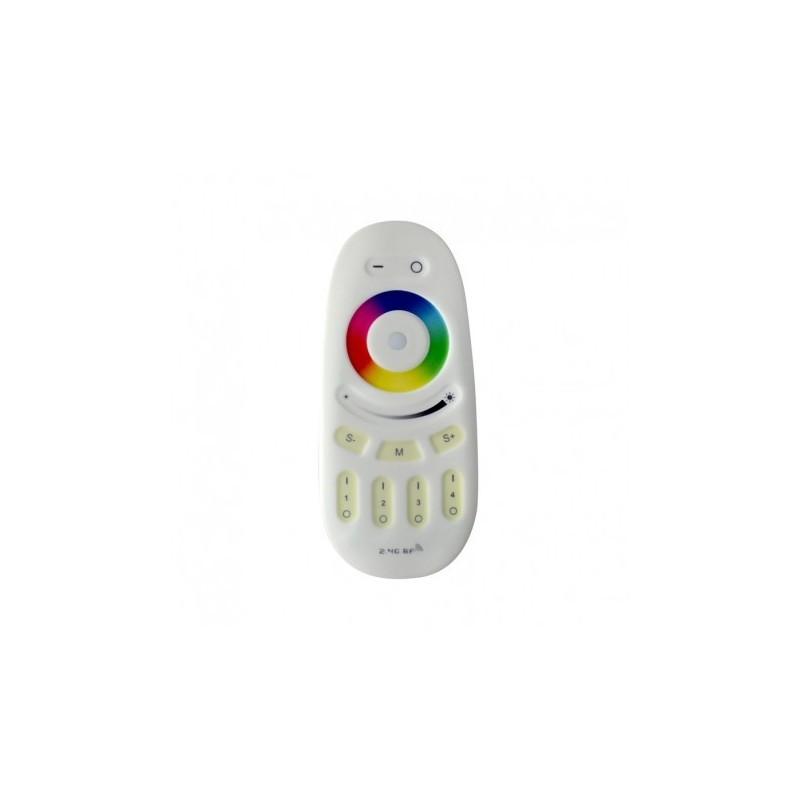 Télécommande RF 4 zones RGBW pour bandeaux LED VISION EL