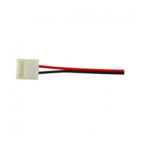 Câble connecteur rapide monocolor pour bandeaux LED 8mm VISION EL