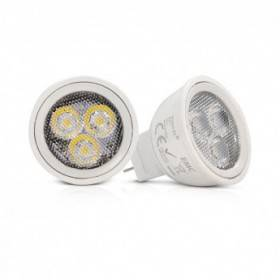 Ampoule LED GU4 MR11 3W 220LM 3000°K VISION EL