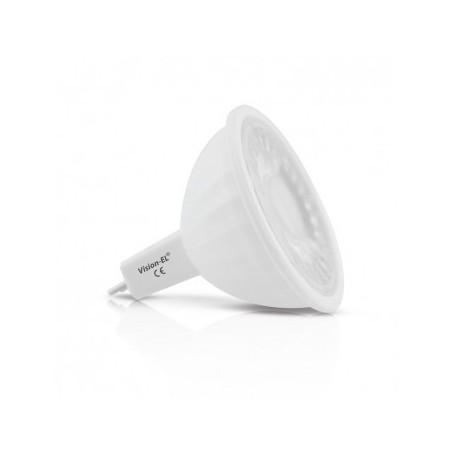 Ampoule LED GU5.3 COB spot 4W 4000°K VISION EL