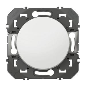 Interrupteur ou va-et-vient DOOXIE 10AX 250V~ finition blanc LEGRAND