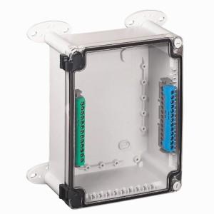 Boîtier industriel plastique IP55 IK07 - 220x170x86mm LEGRAND