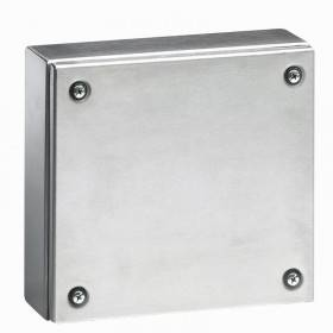 Boîtier industriel Atlantic inox carré - 200x200x80mm LEGRAND
