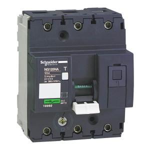 Interrupteur-sectionneur NG125NA 3P 125 A SCHNEIDER