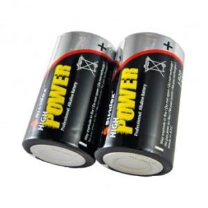 Piles LR20 1.5V Super Alcalines SUNDEX VISION EL