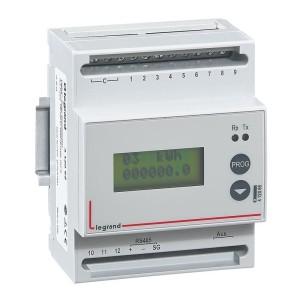 Concentrateur modulaire EMDX³ 12 entrées - 4 modules - sortie RS 485 LEGRAND