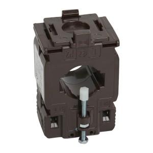 Transformateur de courant fermé 400/5 - 6VA - pour barre 40,5x12,5 et 32,5x15,5mm ou câble Ø26mm LEGRAND