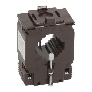 Transformateur de courant fermé 600/5 - 12VA - pour barre 40,5x10,5 / 32,5x20,5mm / 25,5x25,5mm ou câble Ø32mm LEGRAND