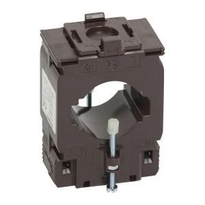Transformateur de courant fermé 800/5 - 8VA - pour barre 50,5x12,5 et 40,5x20,5 ou câble Ø40mm LEGRAND