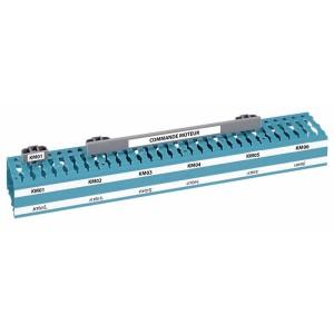 Bandeau extension pour goulotte Lina25 - longueur 2m LEGRAND